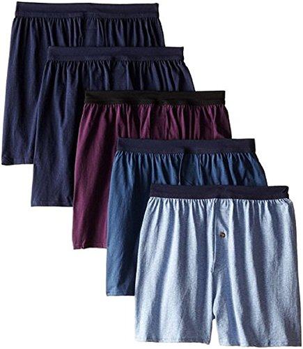 hanes-mens-taglessr-comfortsoftr-knit-boxer-with-comfort-flexr-waistband-5-pack
