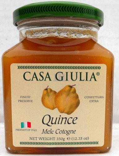 Casa Giulia (6 pack) Quince Preserves 12.35 oz jars from - Usps Rates Shipping To Italy