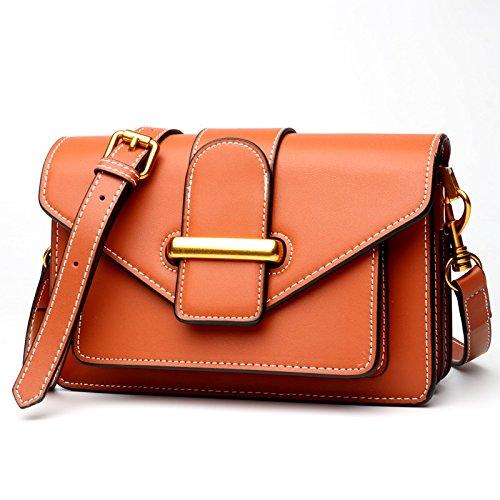 Size Tracolla Da Brown Borsa Beige M Per Pejgd Moda A Donna color gz7PnI