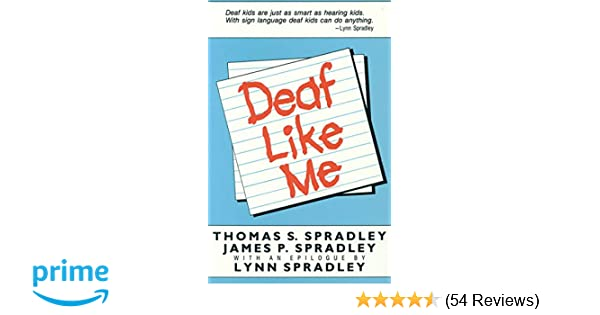 deaf like me chapter summaries