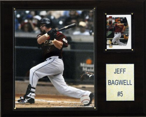 Jeff Bagwell Astros - C&I Collectables MLB Jeff Bagwell Houston Astros Player Plaque