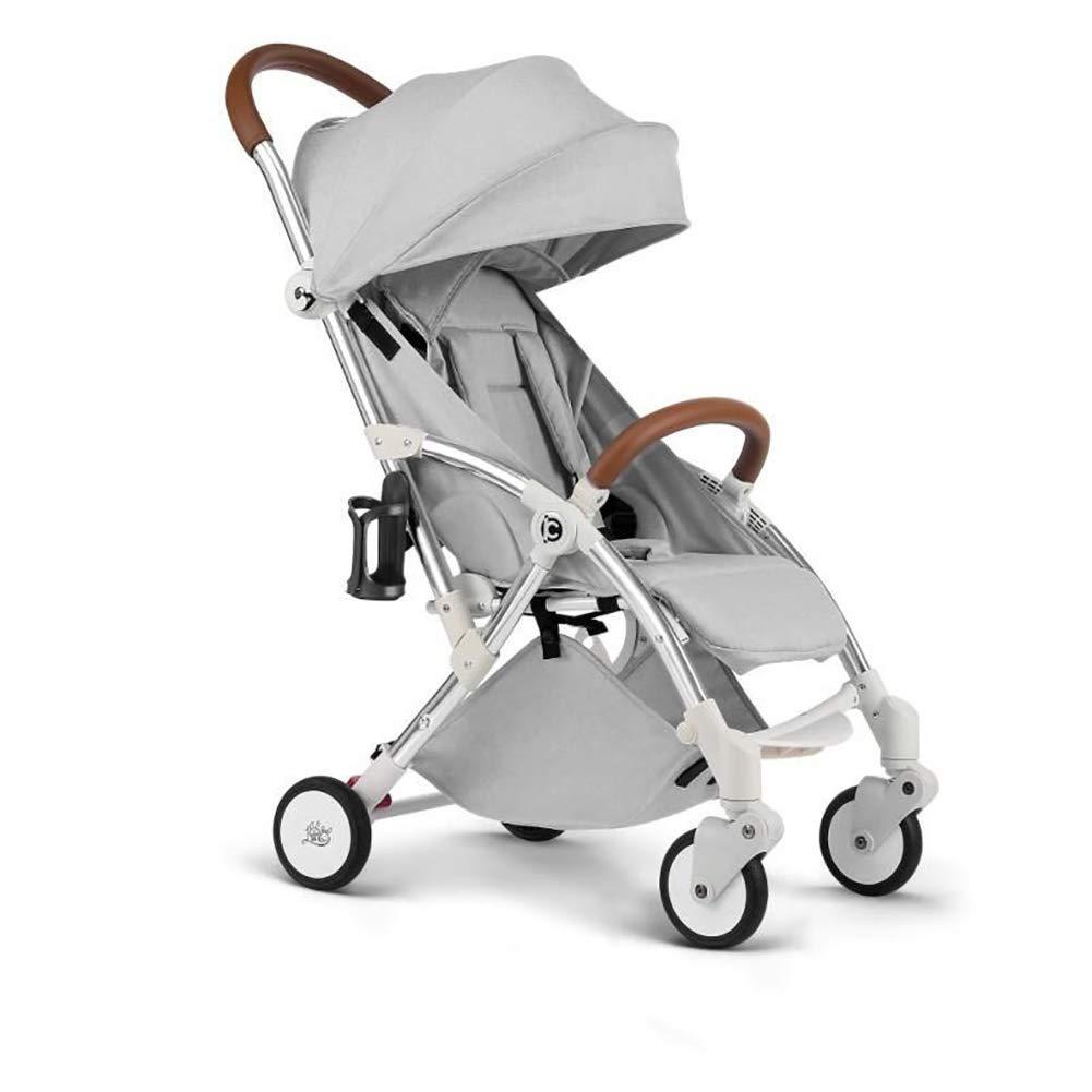 STC Der Kinderwagen Kann in Einem Leichtgewichtigen, Faltbaren Kinderwagen für Neugeborene zwischen 0 und 3 Jahren Sitzen