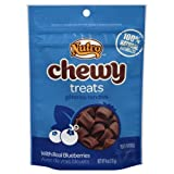 Nutro Chewy Dog Treats, Blueberry, 4 Oz. (Discontinued By Manufacturer) Review