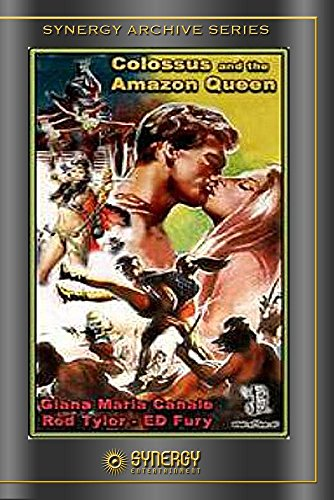 Colossus and the Amazon Queen (1960) (Colossus And The Amazon Queen compare prices)