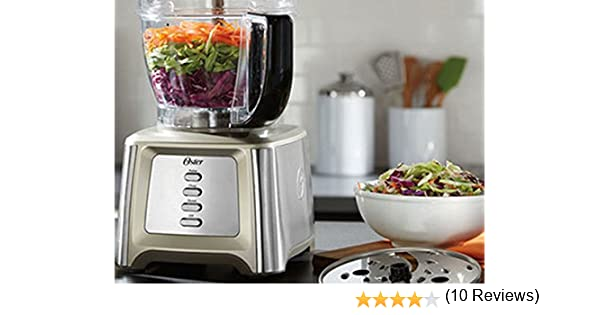Oster Design for Life 14-Cup Food Processor by Oster: Amazon.es: Hogar