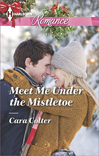 book cover of Meet Me Under the Mistletoe