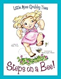 img - for Little Miss Grubby Toes Steps on a Bee! book / textbook / text book