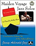 Maiden Voyage Jazz Solos: Correlated to Vol.54 Maiden Voyage of Jamey Aebersold's Play-A-Long Series (With Free Audio CD)