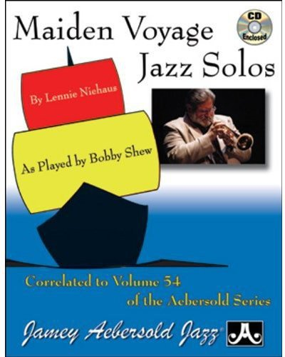 Ebook Maiden Voyage Trumpet Solos - As Played By Bobby Shew