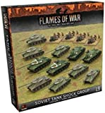 Flames of War: Late War: Soviet Union: Shock Tank Group