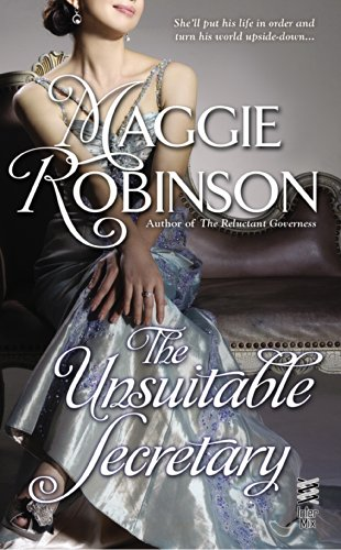 The Unsuitable Secretary (A Ladies Unlaced Novel Book 4) - Victorian Secretary