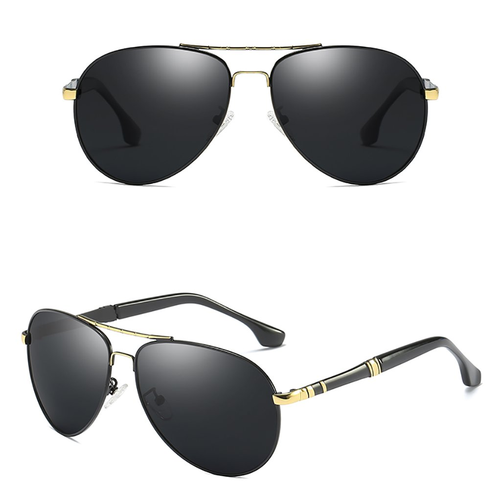 YGyanjing Moda Caliente Gafas YGyanjing de Sol Gafas (Color de Sol ...