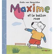 Maxime et le ballon rose