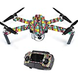 Skin For DJI Mavic – Color Bridge | MightySkins Protective, Durable, and Unique Vinyl Decal wrap cover | Easy To Apply, Remove, and Change Styles | Made in the USA