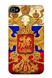 [0ae40bb7090] - New Russia Symbol Sign Russian Flags Protective iphone 5c Classic Hardshell Case by kobestar
