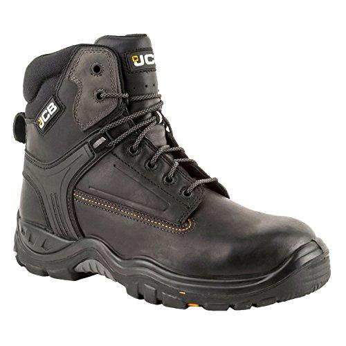 JCB Chaussures De Sécurité Brodequin S3 Scopic Botte, Nouveau Pour Homme JC43