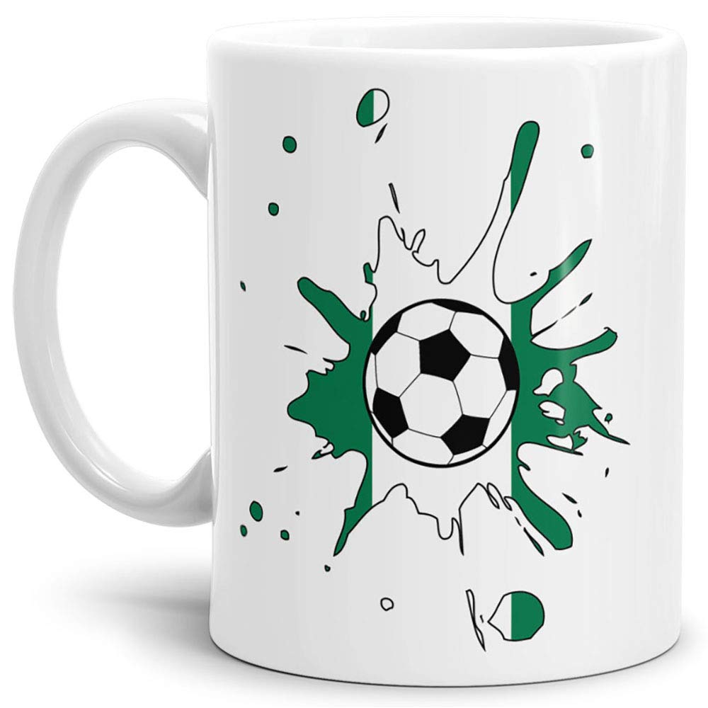 Könitz Porzellan 300ml Länderflaggen Tasse Portugal Kaffee Becher