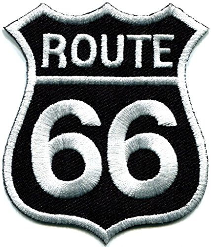 Route 66 Patches - 3