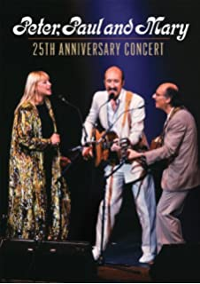 Amazon.com: Peter, Paul and Mary-The Holiday Concert: Peter, Paul ...