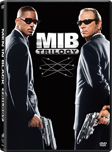 Men in Black (1997) / Men in Black II - Vol / Men in Black 3 - - Men Black Three In