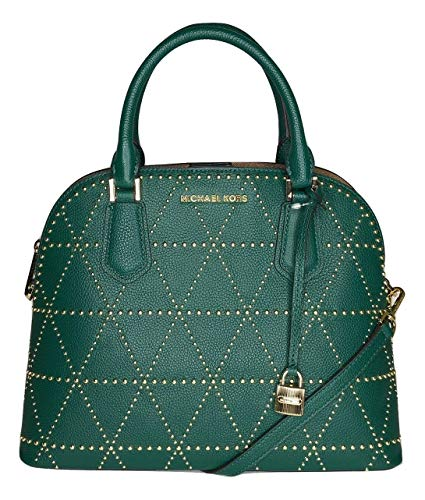 4a6d2bad9117 Michael Kors Adele Double Zip Crossbody Bag- Truffle - Amazon DEAL!