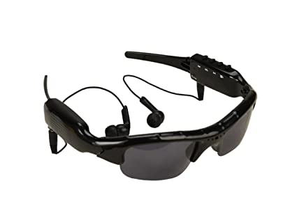 DANDANJIE Gafas de Sol Bluetooth MP3 Cámara HD Gafas Sports ...
