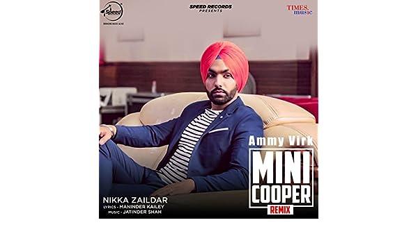 Mini Cooper Remix By Ammy Virk On Amazon Music Amazon