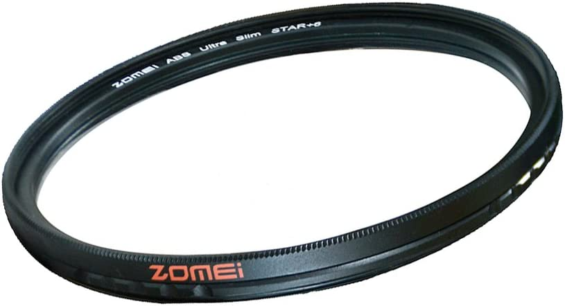 Zomei Anti-Lock 72mm CAM Lens Filter Starburst Star-8 Points Line Star Effect