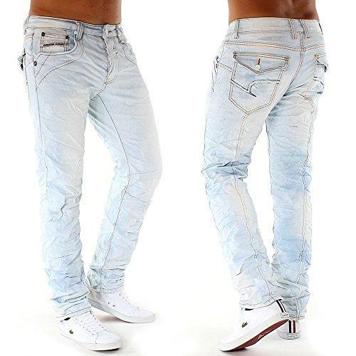 Herren Jeans Cristiano ID1094 Slim Fit (Gerades Bein)