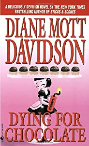 diane mott davidson books in chronological order