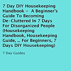 7 Day DIY Housekeeping Handbook