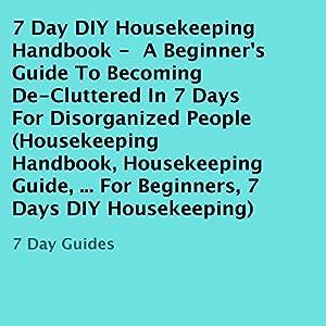 7 Day DIY Housekeeping Handbook Audiobook