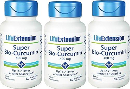 Super Bio-curcumin (400mg) 60 X 3