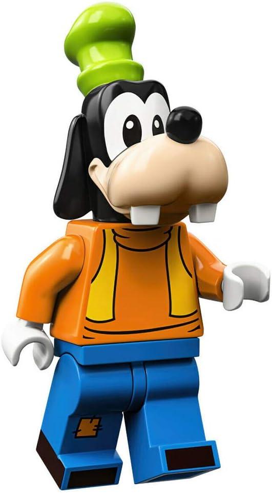 Amazon Com Lego Disney Goofy Minifigure Exclusive To Set 71044 Toys Games