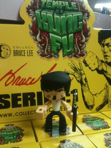 Lee Costume Bruce Enter Dragon The (Bruce Lee's Temple of Kung Fu Vinyl Figure Factory)