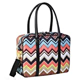 Missoni for Target Travel Tote - Colore Chevron Pattern