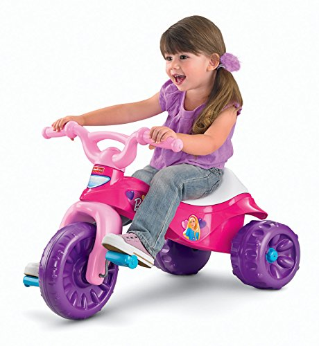 Fisher-Price Barbie Tough Trike (Fisher Girls For Toys Price)
