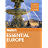 Fodor's Essential Europe: The Best of 24 Exceptional Countries (Full-color Travel Guide)