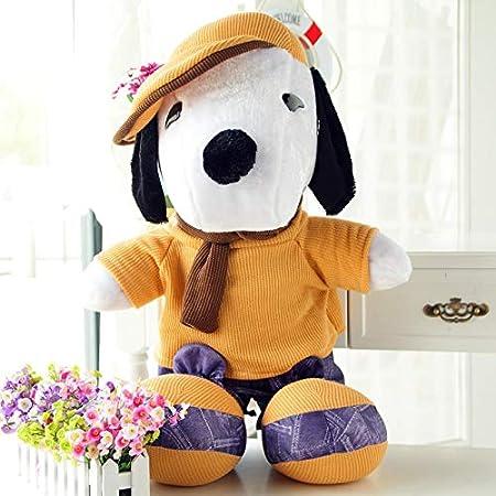 Amazon.com: I Love Camiseta Kawaii Snoopy Muñeca de felpa ...