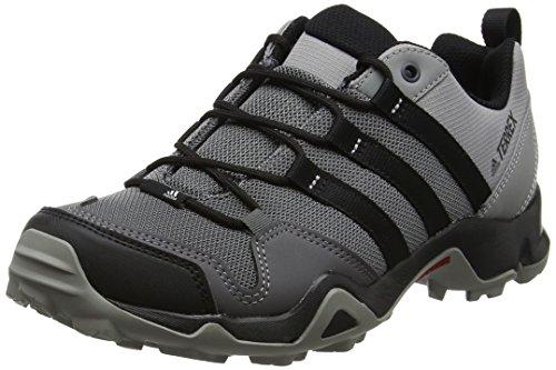 Adidas Terrex Ax2r, Zapatos de Senderismo Hombre Gris