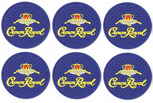 crown-royal-canadian-whisky-bar-coasters-spill-mats-set-of-6