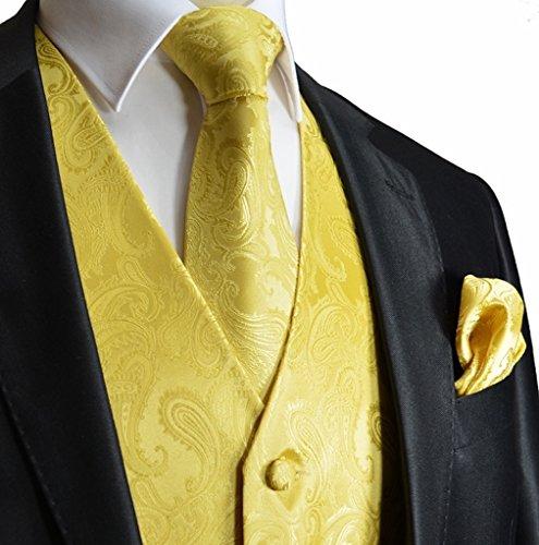 Vest Mens Tuxedo Suit - 1