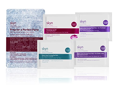 skyn ICELAND Limited Edition Prep for A Perfect Party Kit