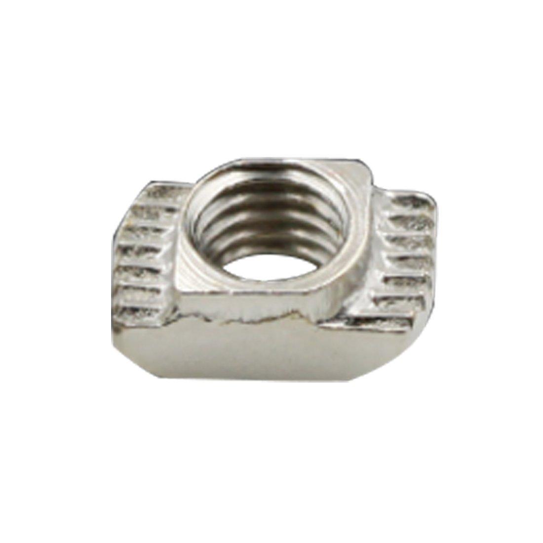 20 Serie Europea aluminio martillo headdrop en M3 M4 M5 T Tuerca Ranura CY-Buity