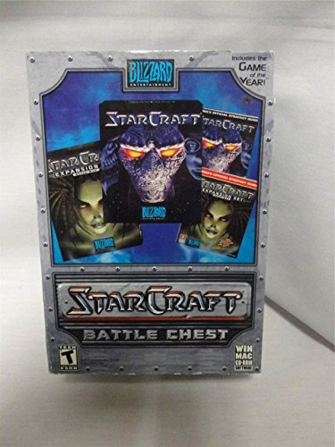 Blizzard Entertainment StarCraft Battle Chest product image