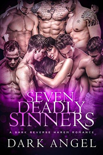 Seven Deadly Sinners: A Reverse Harem Romance cover