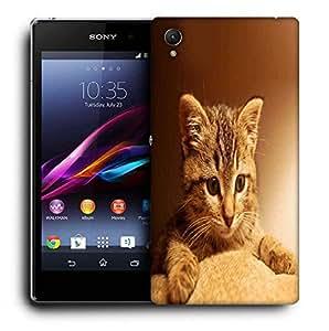 Diseñador Snoogg Teléfono protector de la cubierta del caso para Sony Xperia Z2