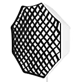 Neewer Photo Studio Portable Octagon 31.5 inches/80 centimeters Honeycomb Grid for Softbox for Portrait,Product Photography and Video Shooting (Softbox NOT Included)
