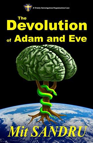 The Devolution of Adam and Eve by Mit Sandru