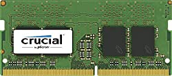 Crucial 8gb Single Ddr4 2400 Mts (Pc4-19200) Sr X8 Unbuffered Sodimm 260-pin Memory - Ct8g4sfs824a